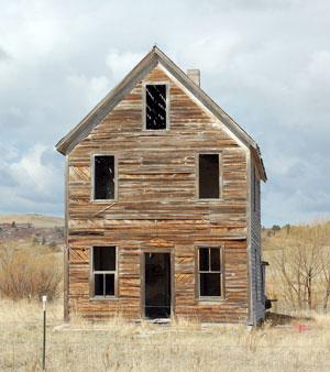 Franktown Colorado History