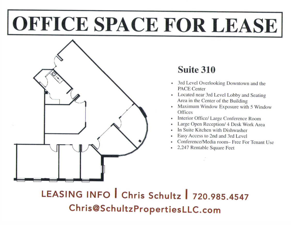 Parker Station Office Space for Lease Parker Colorado