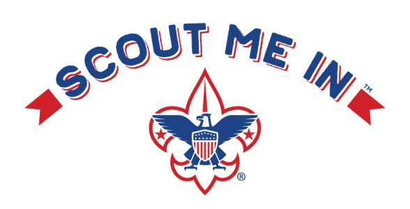 Scout Me In BSA Organizational Logo