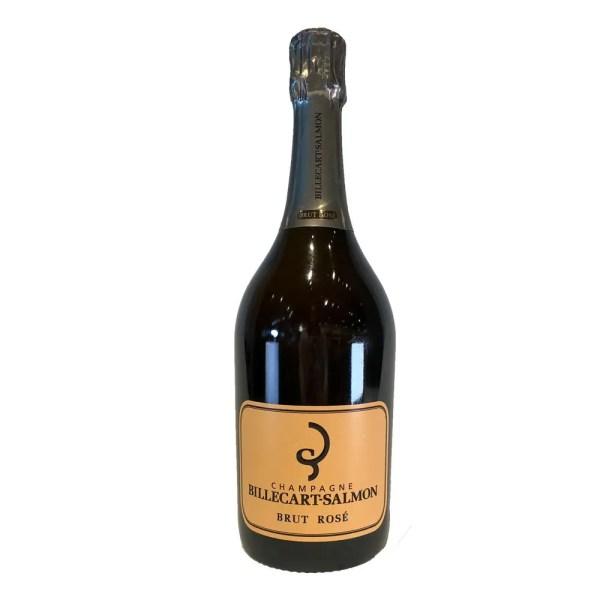 Billecart Brut Rosé Champagne