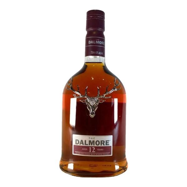 Dalmore 12 year Single Malt Scotch Whisky