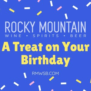 Gift Card - A Treat on Your Birthday