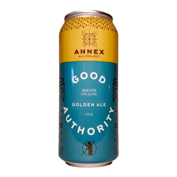 Annex Good Authority Golden Ale
