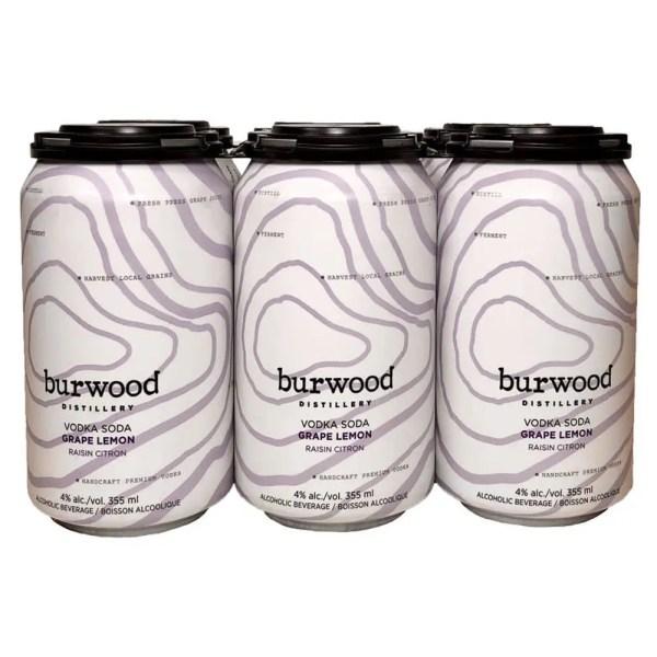 Burwood Grape Lemon