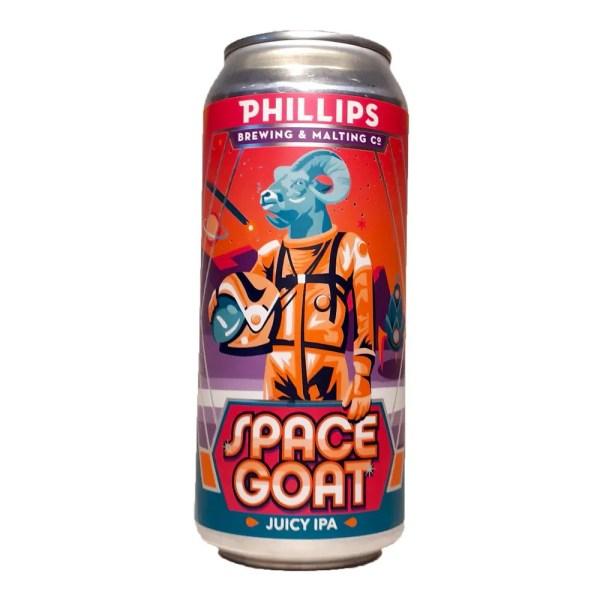 Phillips Spacegoat Juicy IPA