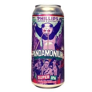 Phillips Pandamonium Super IPA