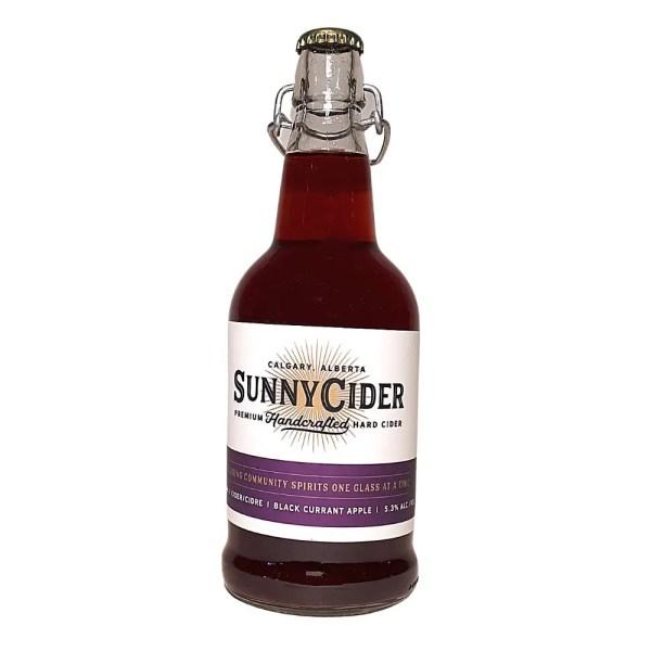 Sunny Cider Black Currant