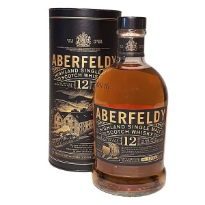 Aberfeldy 12 year Single Malt Scotch Whisky