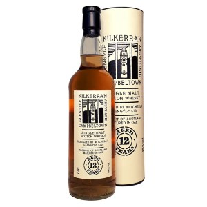 Kilkerran 12 year Single Malt Scotch Whisky