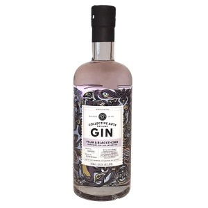 Collective Arts Plum & Blackthorn Gin