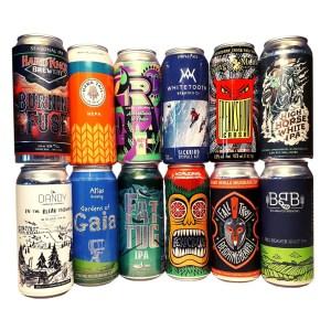 Hoppy Brews Mixed Beer Dozen
