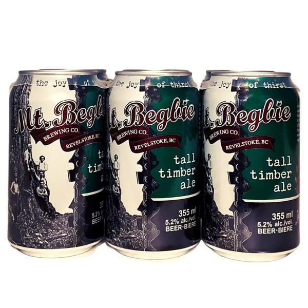 Mt. Begbie Tall TImber Ale