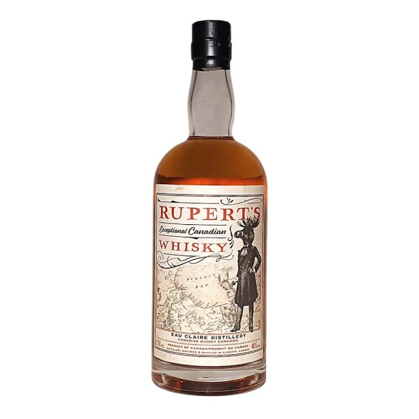 Eau Claire Ruperts Canadian Whisky
