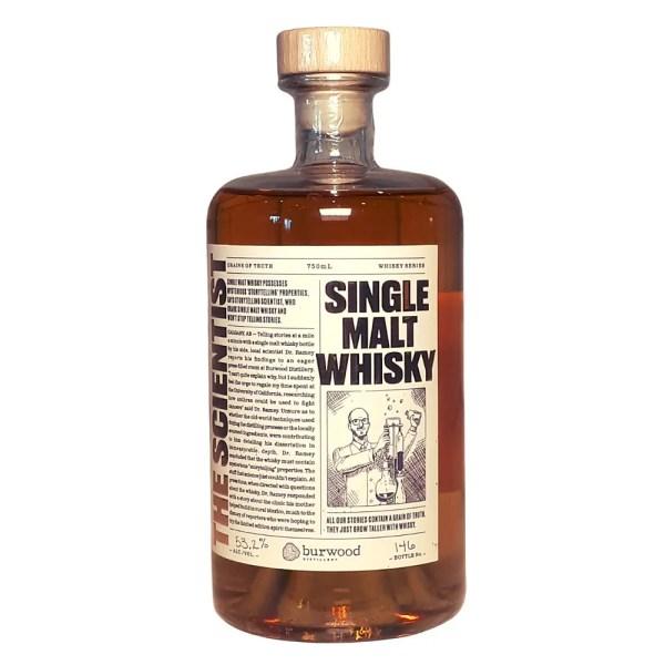 Burwood The Scientist Single Malt Whisky