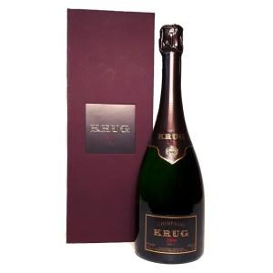 Krug 2004 Vintage Champagne