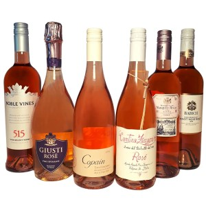 Drink Pink Mixed Rose Wine Case
