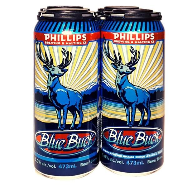 Phillips Blue Buck Ale