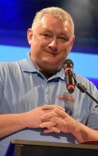 Former Assistant Town Manager Matt Hankins