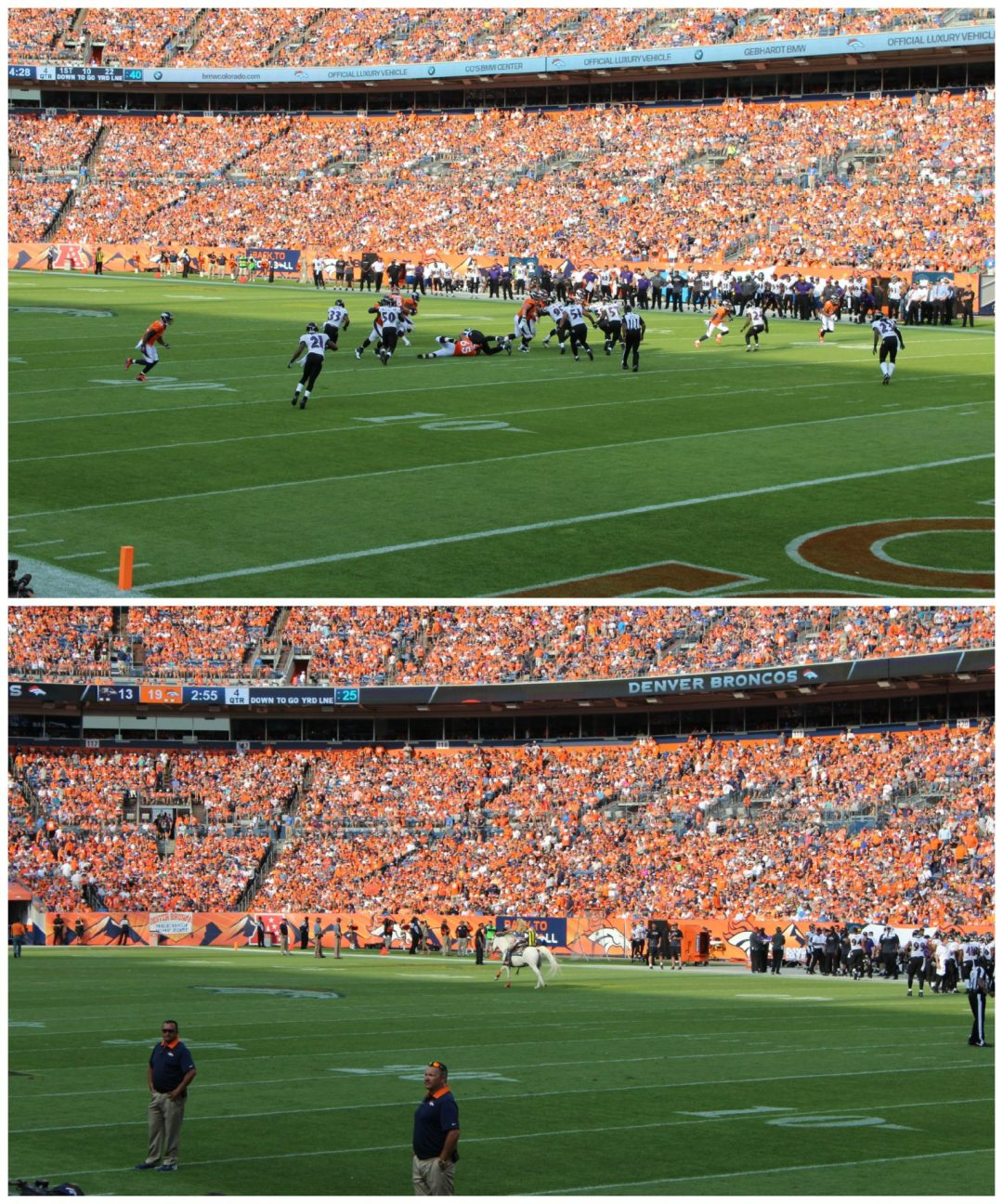 Broncos-game-day