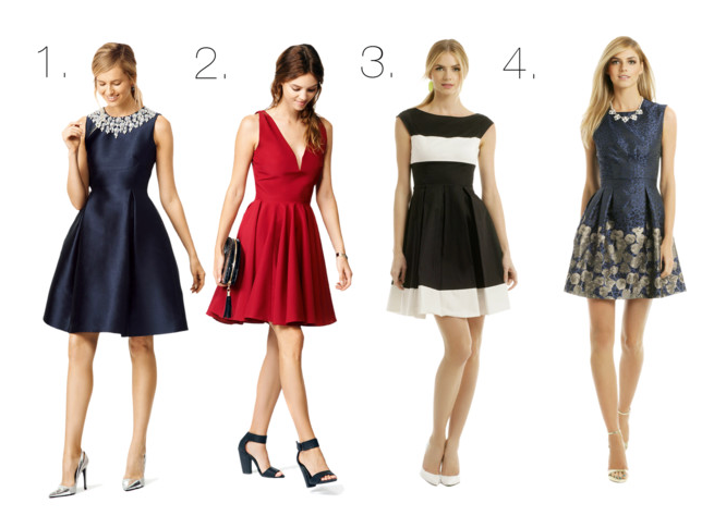Holiday Dinner Dresses