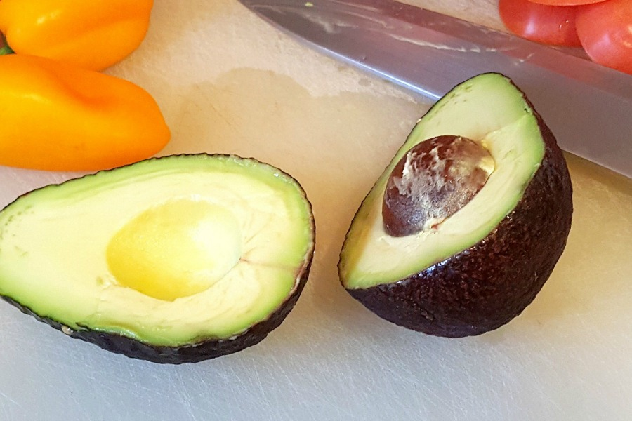 Add lime to your guacamole to keep it from browning.