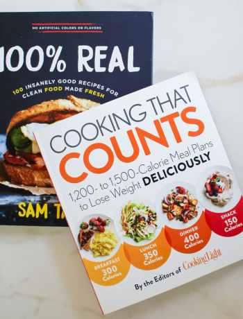 Healthy Cookbook Ideas