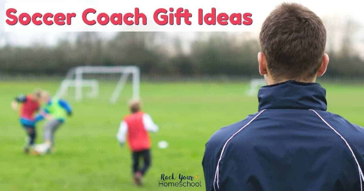 Get some awesome soccer coach gift ideas that are affordable u0026 easy to customize. Help & How to Thank Your Soccer Coach: Gift Ideas u0026 More! - Rock Your ...