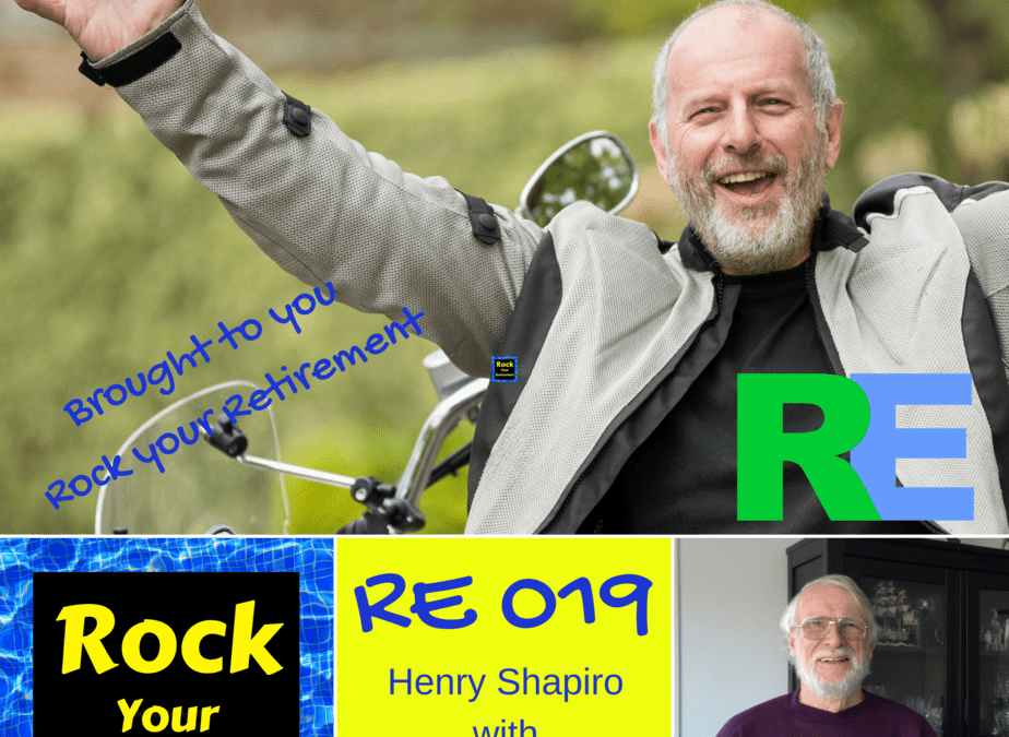 RE019:  Too Old to Skydive?