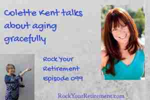 Colette Kent talks about when you exercise too much