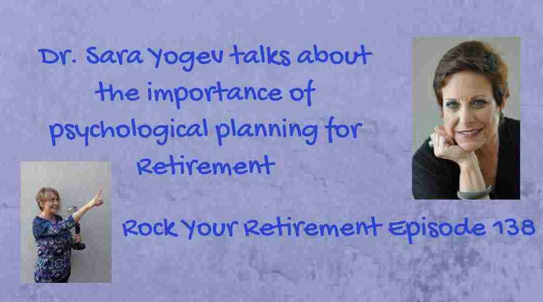 Men and Women in Retirement: Episode 138
