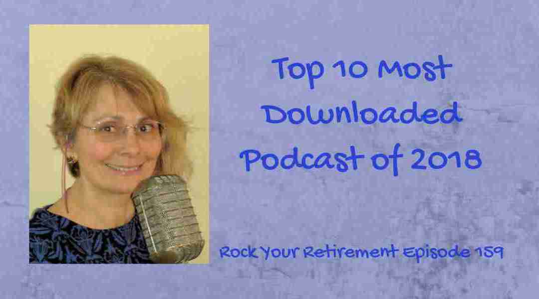 Top 10 Most Downloaded Episodes of 2018