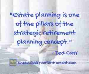 Kathe and Ted Carr talk about the common myths of estate planning