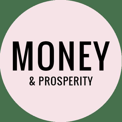 Money & Prosperity