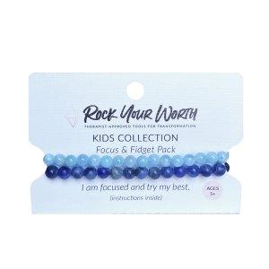 Kids Focus & Fidget Crystal Kit