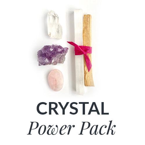 Custom Crystal Power Pack