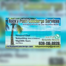 Rocky Point Concierge - Griselda - Gracie
