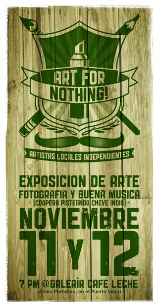 art-for-nothing-nov-11-12-321x620 Art this weekend in Rocky Point!