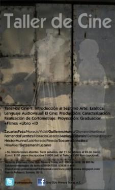 Taller-de-Cine-570x9381-376x620 Film Workshop welcomes Horacio Castelo / Taller de Cine