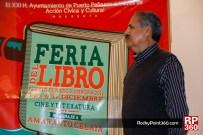 Feria del Libro Puerto Peñasco 2012 - Homenaje a Amaranto Celaya Celaya