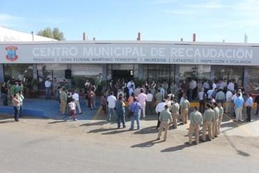 Centro municipal de recaudacion