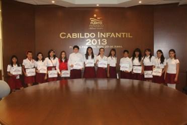 cabildo infantil 2013