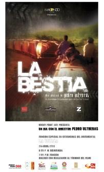 Pedro Ultreras La Bestia