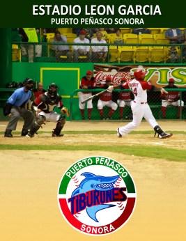 Baseball tiburones de puerto peñasco