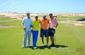 Rocky Point golf - Las Palomas 7 anniversary tournament 2013