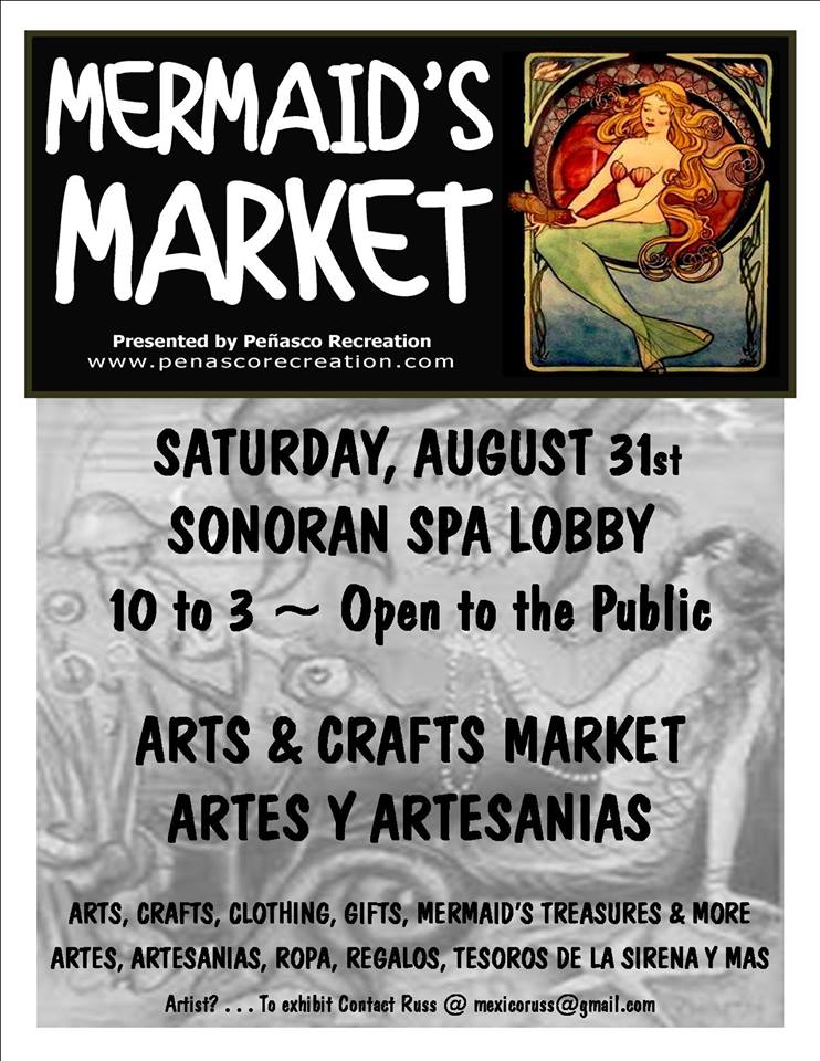 mermaids-market-agosto-31 Mermaid's Market is back for Labor Day weekend!