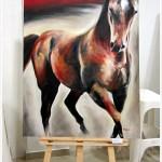 "Inauguraci├│n-Studio-por-Nina-Mier-11 Inauguration of painting school ""Studio"""