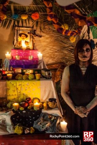Día de Muertos en Casa de la Cultura-18