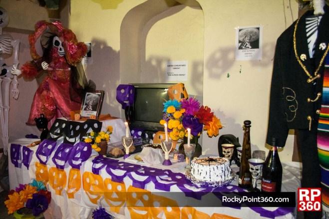 Día de Muertos en Casa de la Cultura-31