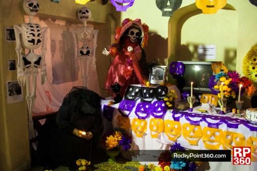 Día de Muertos en Casa de la Cultura-7