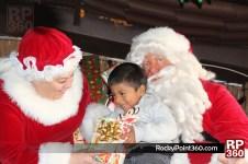 Santa goes to boo bar 11
